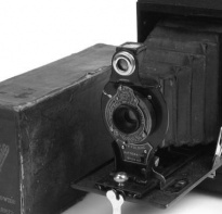 Kodak Brownie Hawk