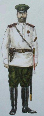 Капитан Поволжской артиллерийской дружины, Земская рать, 1922 г.