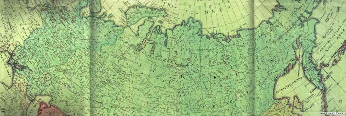 Россия и Великая Тартария (1786 год)