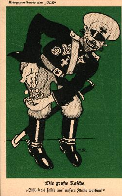Агитация в период Первой мировой войны
