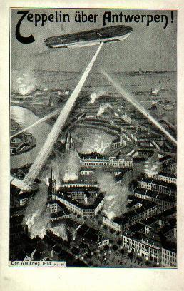 Авиация Германской империи