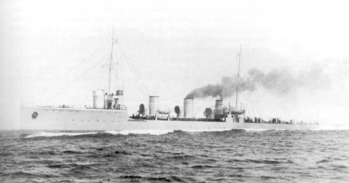 Флот Российской империи