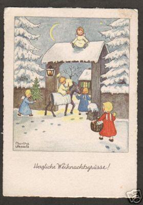 Проект рождественские открытки