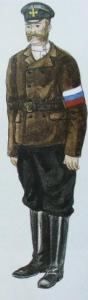 Ратник - доброволец, Земская рать, 1922 г.