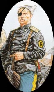Хорунжий отряда атамана Калмыкова