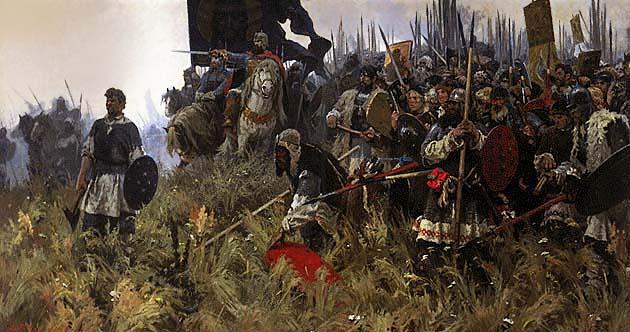 Куликовская битва сочинение - реферат (доклад кратко) самое важное