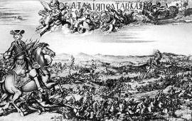 Полтавская битва (27 июня (8 июля) 1709)