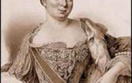 Екатерина I Алексеевна Романова