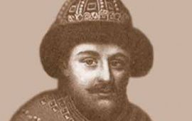 Алексей Михайлович Романов